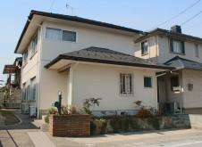 彦根市 屋根・外壁塗装 K様邸 ( 無機 ・ 遮熱 )