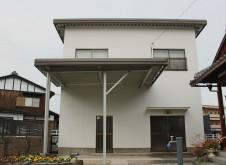 滋賀県 彦根市 屋根・外壁塗装 T様邸(シリコン)
