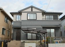 滋賀県 彦根市 屋根・外壁塗装 K様邸 (遮熱・防水)