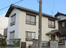 滋賀県 彦根市 外壁塗装 A様邸 (ハイクラスシリコン)