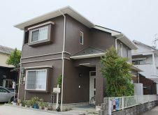 滋賀県 彦根市 屋根・外壁塗装 T様邸 (ハイクラスシリコン・遮熱)