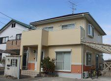 彦根市 屋根・外壁塗装 K様邸 (遮熱・防水)
