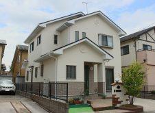 滋賀県 彦根市 屋根・外壁塗装 M様邸 (デザイン塗装・ハイクラスシリコン・遮熱)