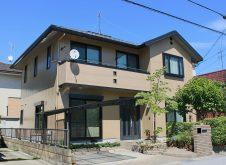 滋賀県 彦根市 外壁塗装 N様邸 (無機)