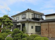 滋賀県 彦根市 外壁塗装 O様邸 (ハイクラスシリコン・遮熱)