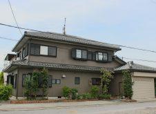 滋賀県 彦根市 外壁塗装 K様邸 (無機・クリヤー)