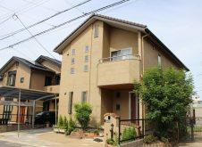 滋賀県 彦根市 外壁塗装 O様邸 (無機)