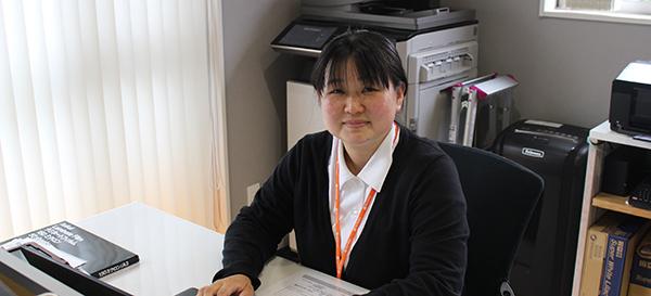営業サポーター 織田 妙子