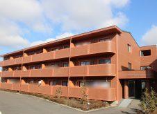 彦根市 屋根・外壁塗装 エスペランサⅡ様(マンション・アパート)(ハイクラスシリコン 遮熱)