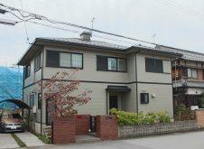 滋賀県 彦根市 屋根・外壁塗装 W様邸 (無機・遮熱)