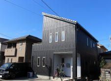 滋賀県 彦根市 外壁塗装 I様邸 (ハイクラスシリコン)