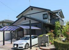滋賀県 長浜市 屋根・外壁塗装 M様邸 (遮熱・フッ素)