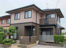 滋賀県 彦根市 屋根・外壁塗装 U様邸 (ハイクラスシリコン・遮熱)