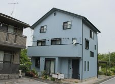 滋賀県 彦根市 屋根・外壁塗装 T様邸 (ハイクラスシリコン)
