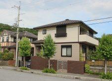 滋賀県 彦根市 外壁塗装 A様邸 (フッ素)