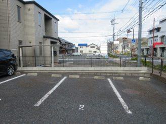 東近江市 修繕 Sアパート様 (フェンス設置工事)